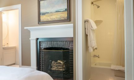 McCully King Guest Room